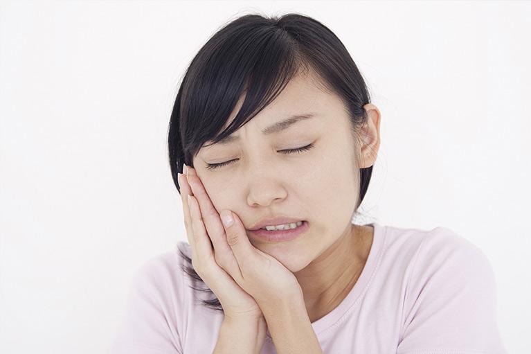 親知らず抜歯時の麻酔