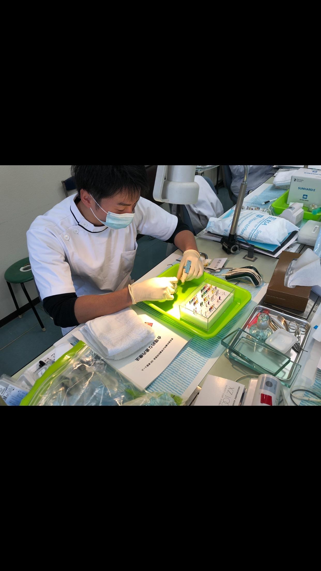 東京医科歯科大学 歯科 勉強会 梅田茶屋町白山歯科クリニック